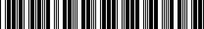 Barcode for 8R0071336