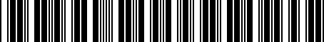 Barcode for ZAW092702B